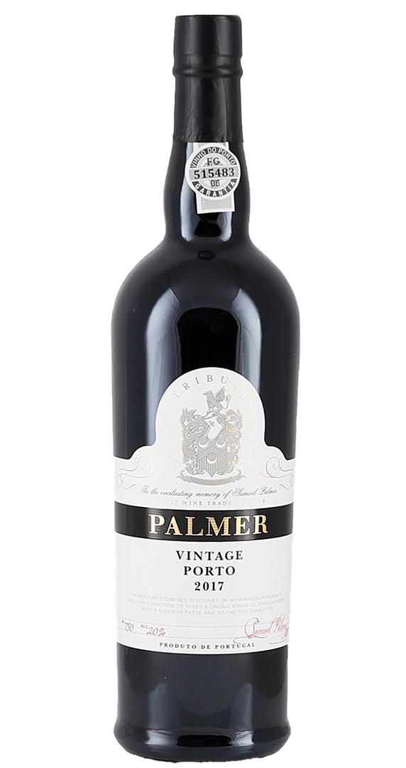 Produktbild zu Palmer Vintage Port 2017 von Barão de Vilar – Palmer
