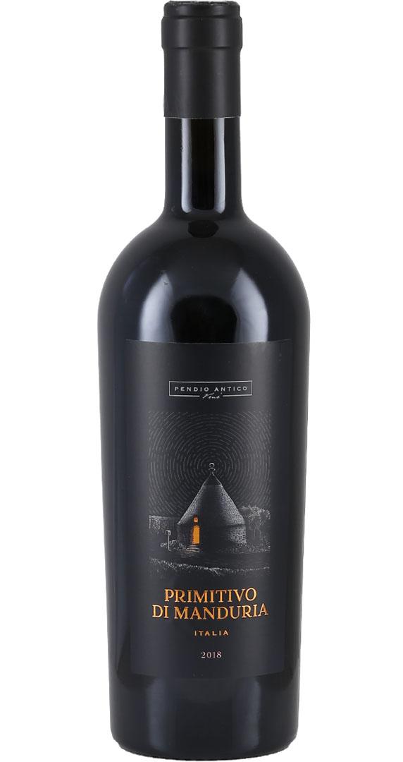 Produktbild zu Pendio Antico Primitivo di Manduria 2019 von Masseria Tagaro