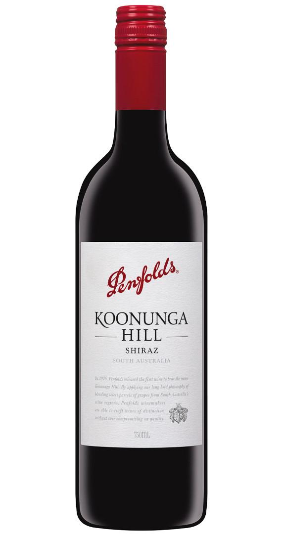 Penfolds Koonunga Hill Shiraz 2015 0,75l Rotwei...