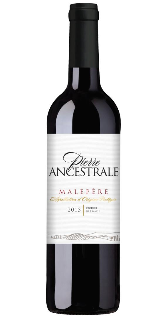 Pierre Ancestrale Malepère 2015