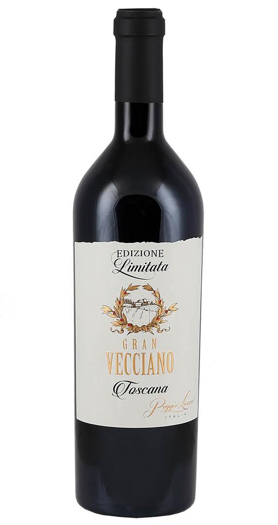 Produktbild zu Poggio Lauro Gran Vecciano Edizione Limitata 2015 von Poggio Lauro