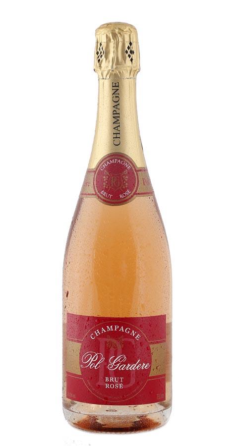 Pol Gardere Champagne Brut Rose 0,75l Schaumwei...