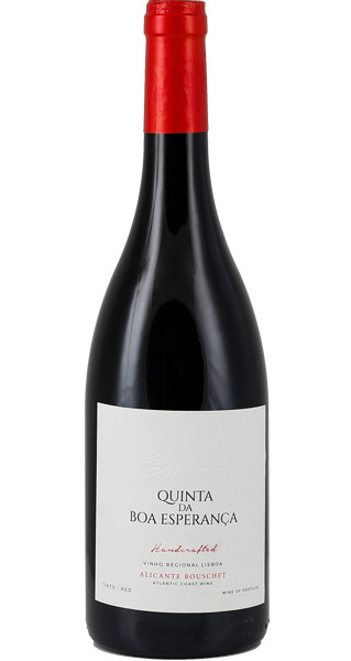 Produktbild zu Quinta da Boa Esperança Alicante Bouschet 2017 von Quinta da Boa Esperança