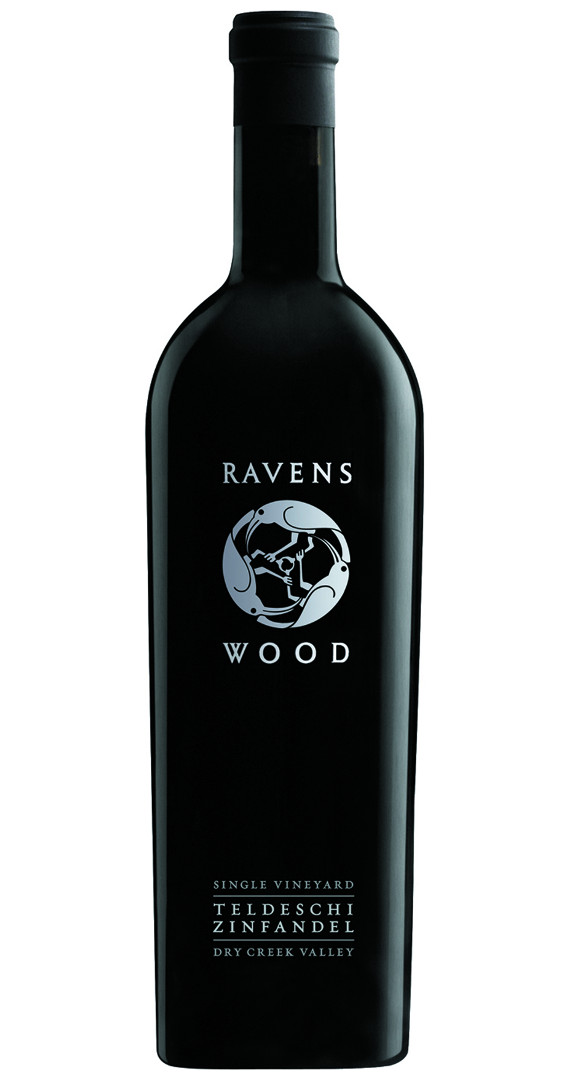 Ravenswood Single Vineyard Teldeschi Zinfandel ...