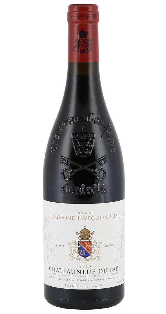 Produktbild zu Raymond Usseglio Cuvée Girard Châteauneuf-du-Pape 2017 ** von Raymond Usseglio & Fils