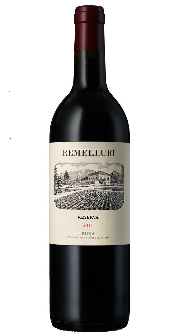 Remelluri Reserva 2011 0,75l Rotwein Spanien Rioja