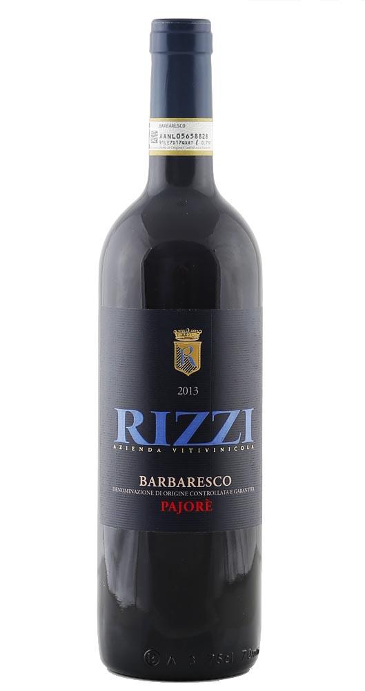 Rizzi Pajorè Barbaresco DOCG 2013 0,75l Rotwein...