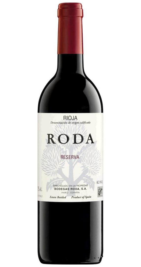 Roda Reserva 2012 Bodegas Roda 0,75l Rotwein Sp...
