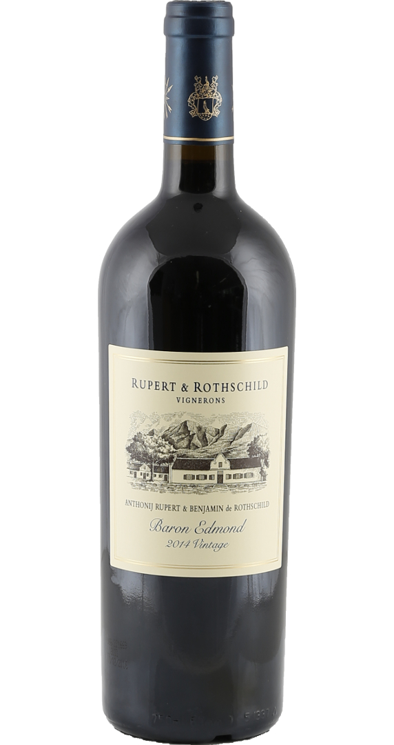 Rupert & Rothschild Baron Edmond 2014 Rupert un...