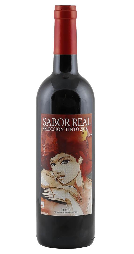12 Fl. Sabor Real Seleccion Tinto 2016