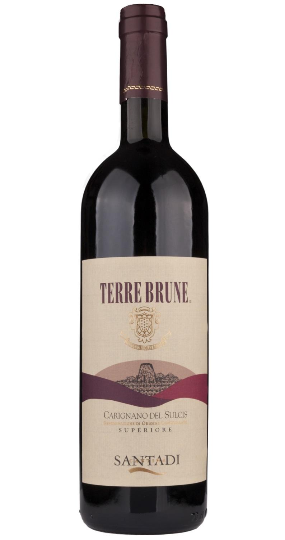 Santadi Terre Brune Carignano Del Sulcis DOC Su...