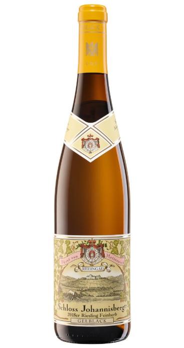Produktbild zu Schloss Johannisberg Riesling Gelblack feinherb 2019 von Schloss Johannisberg