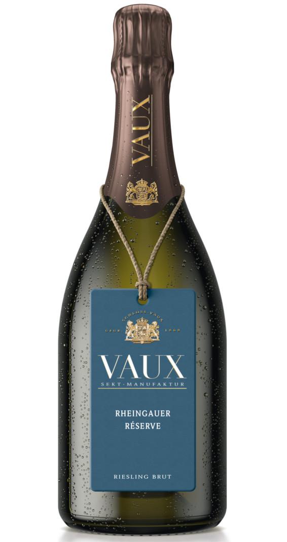 Produktbild zu Schloss Vaux Rheingauer Réserve Riesling Brut 2016 von Schloss VAUX