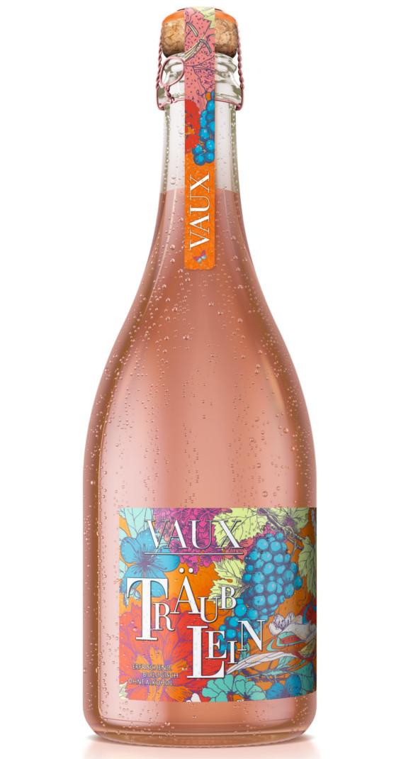 Produktbild zu Schloss Vaux Träublein alkoholfrei ** von Schloss VAUX