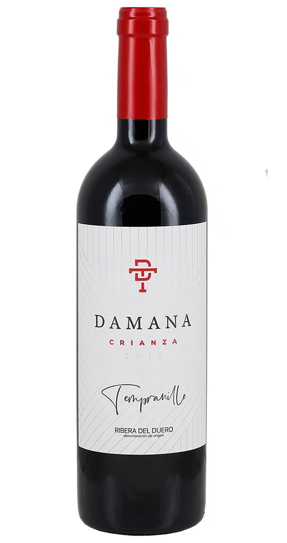 Produktbild zu Tabula Damana Crianza 2015 von Bodegas Tabula