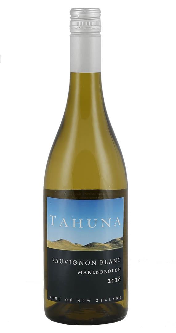 Produktbild zu Tahuna Marlborough Sauvignon Blanc 2018 von Tahuna Wines
