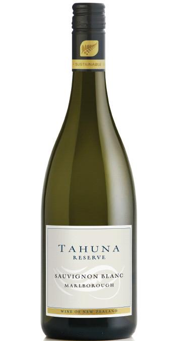 Produktbild zu Tahuna Reserve Marlborough Sauvignon Blanc 2018 von Tahuna Wines