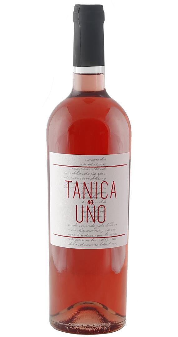 Produktbild zu Tanica No. Uno Cerasuolo Rosato 2019 von Cantina Tollo