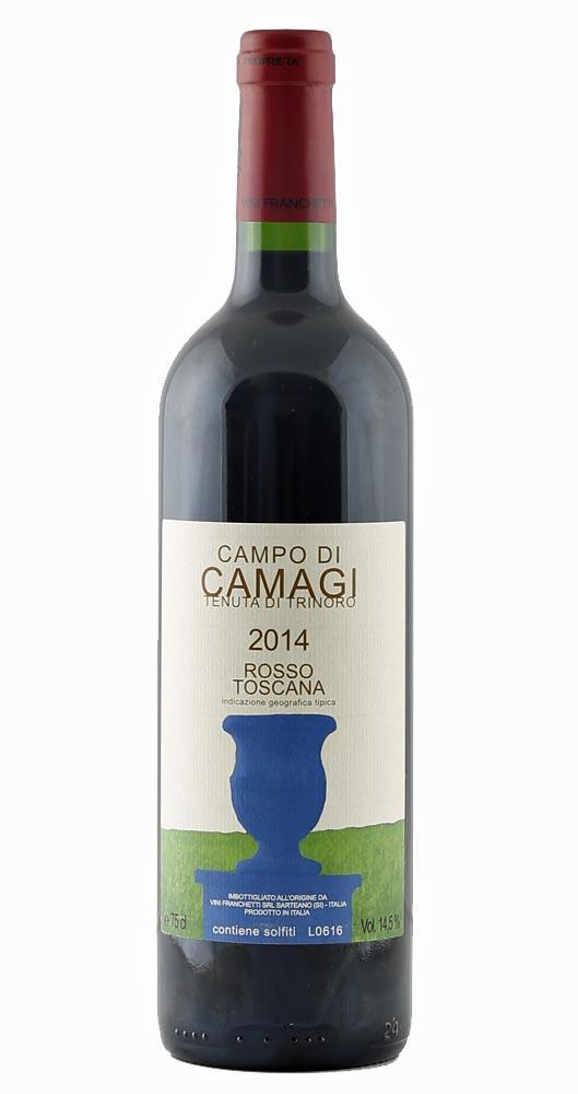 Tenuta di Trinoro Campo di Camagi 2014 0,75l Ro...