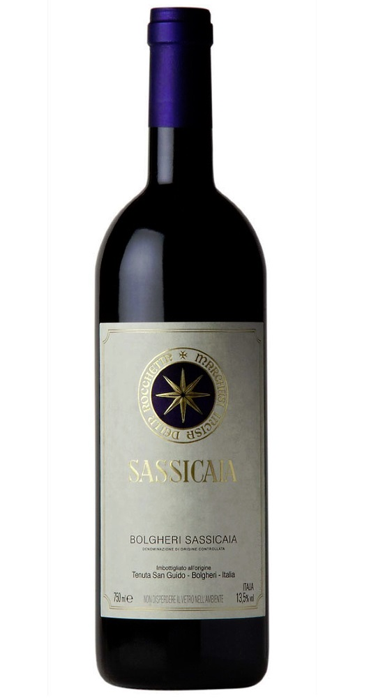 Doppelmagnum (3,0 L) Tenuta San Guido Sassicaia...
