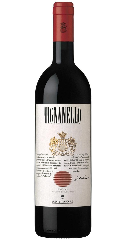 Tignanello 2015 Marchesi Antinori 0,75l Rotwein...