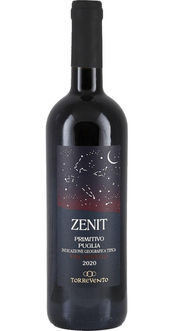 Produktbild zu Torrevento Zenit Primitivo Vino Novello 2020 von Torrevento