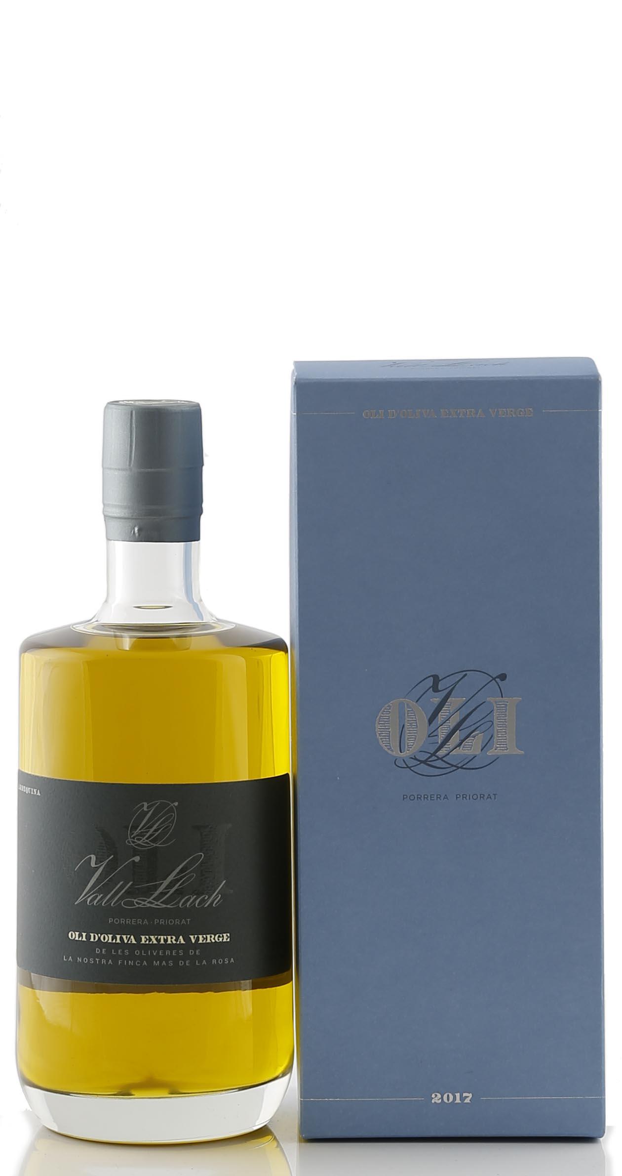 Produktbild zu (0,50 L) Vall Llach Olivenöl Extra Virgen von Vall Llach