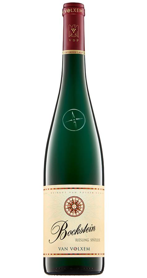 Produktbild zu Van Volxem Bockstein Riesling Spätlese 2019 von Weingut Van Volxem