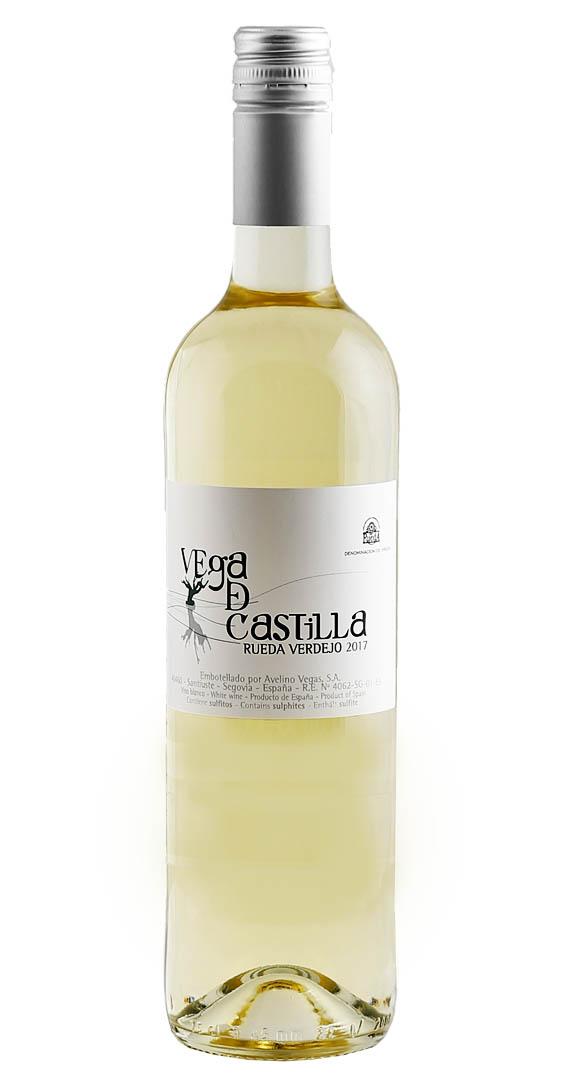 Vega de Castilla Rueda Verdejo 2017