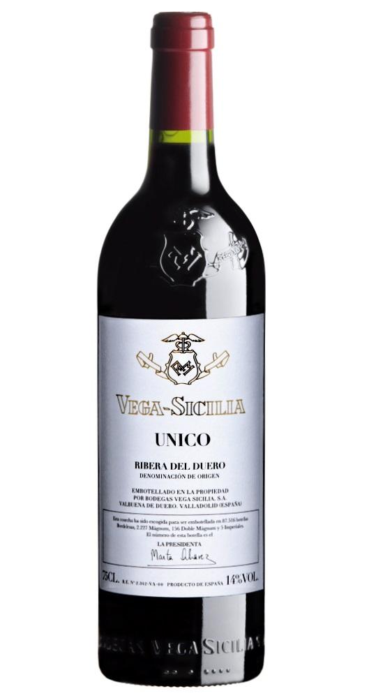 Vega Sicilia Unico Gran Reserva 2005 Bodegas y ...