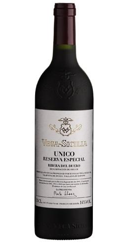 Vega Sicilia Único Reserva Especial 2003-04-06 ...