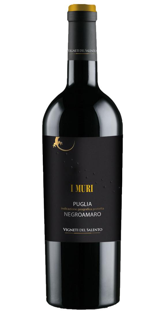 Produktbild zu Vigneti del Salento I Muri Negroamaro Puglia 2018 von Vigneti del Salento