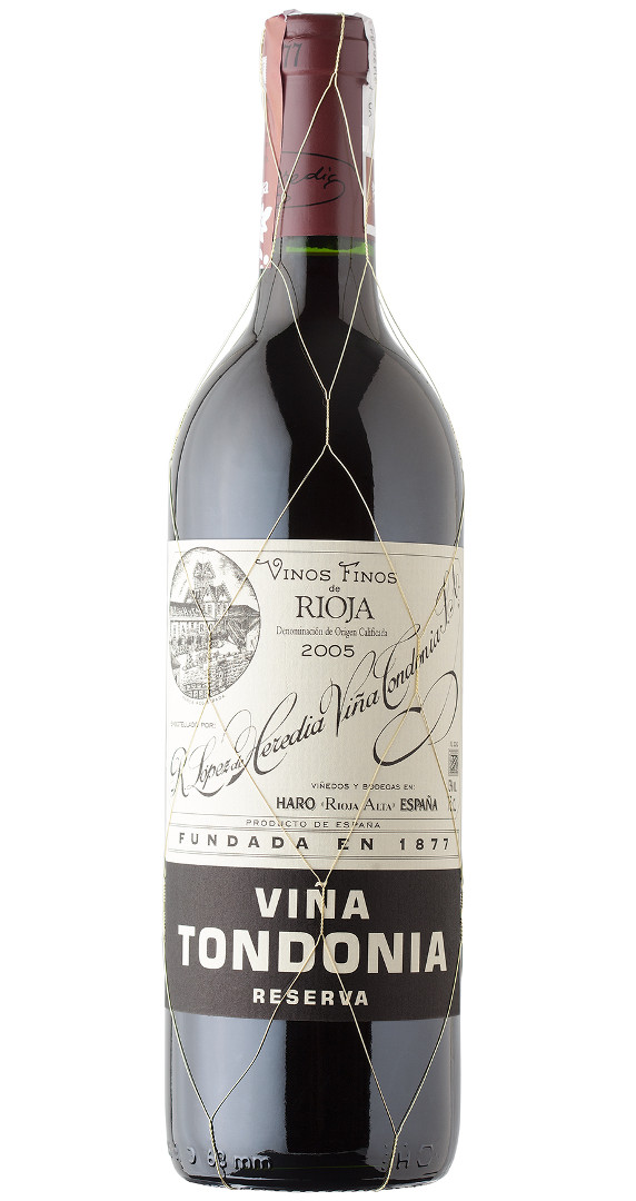 Produktbild zu (0,375 L) Vina Tondonia Reserva 2007 von R. López de Heredia - Viña Tondonia