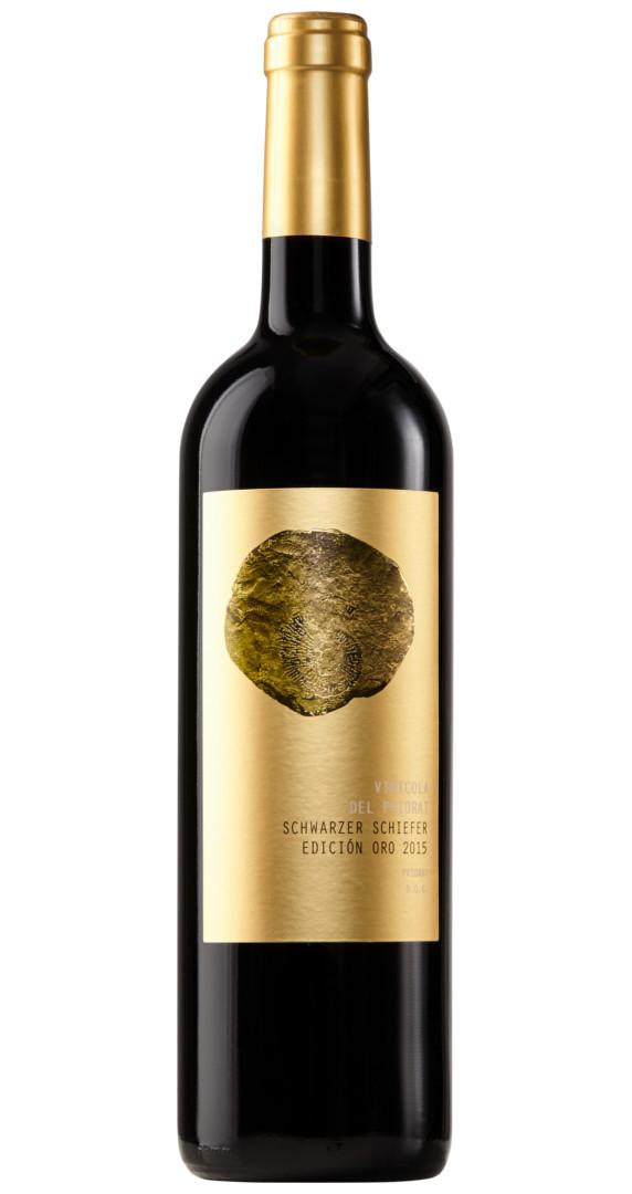 Produktbild zu Vinicola del Priorat Schwarzer Schiefer Edicion Oro 2015 von Vinicola del Priorat