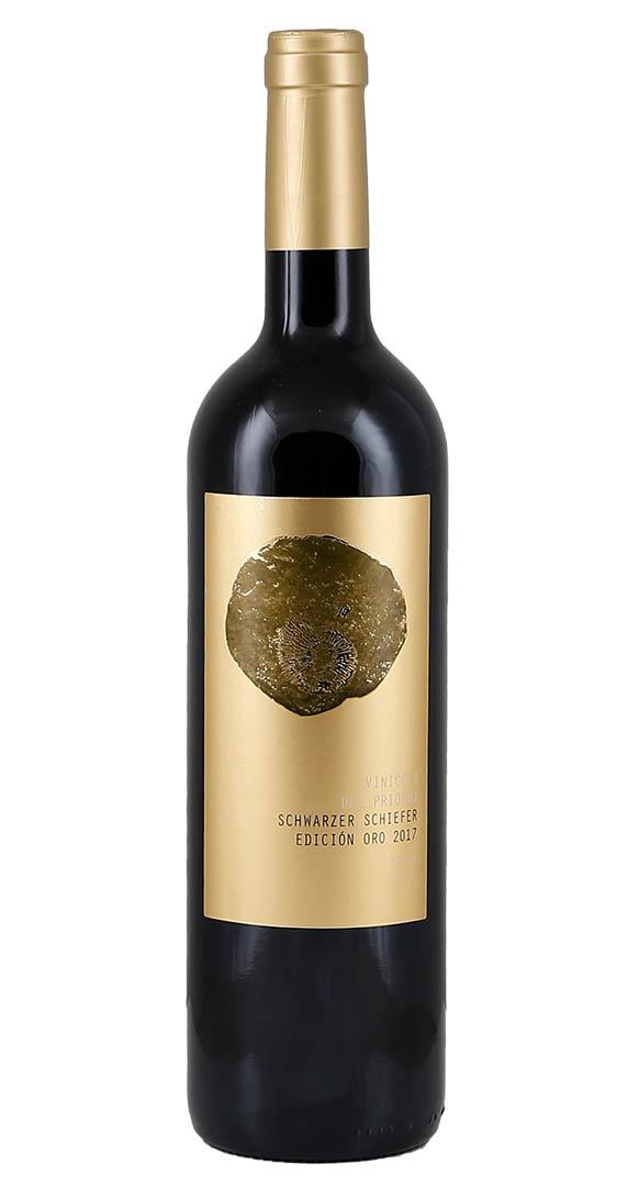 Produktbild zu Vinicola del Priorat Schwarzer Schiefer Edición Oro 2017 von Vinicola del Priorat