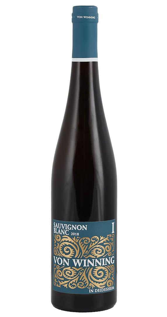 Produktbild zu Von Winning Sauvignon Blanc I 2018 von Von Winning