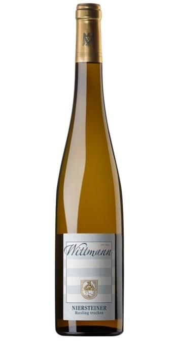 Wittmann Niersteiner Riesling trocken 2016 Wein...