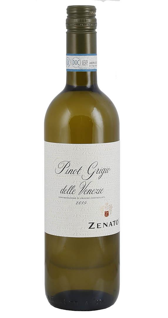 Produktbild zu Zenato Pinot Grigio 2019 von Zenato Azienda Vitivinicola