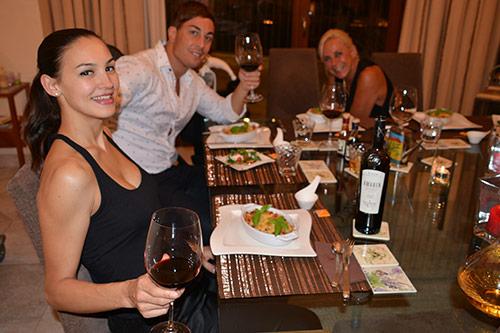 Rioja und Pilzgerichte | Silkes Blog