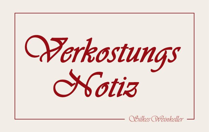 Silkes Weinkeller: Wein verkosten leicht gemacht