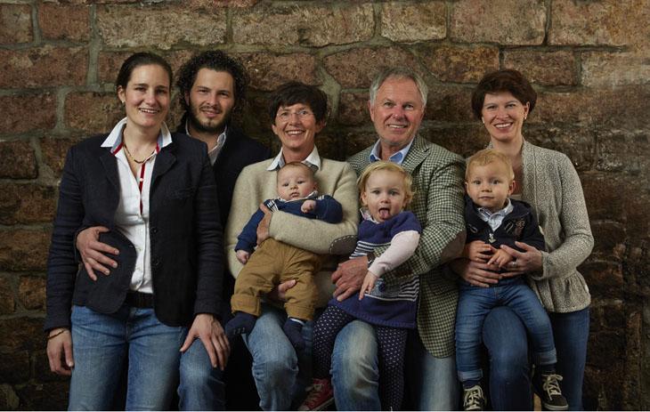 Weingut Klein_Familienfoto