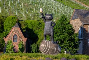 Katze | Silkes Weinblatt