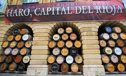 Haro Eine Stadt viele Weingueter | Silkes Weinblatt