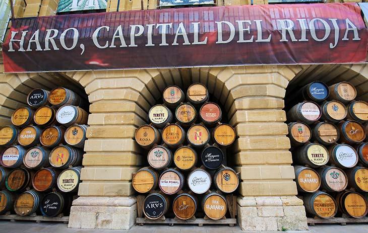 Haro: Stadt der vielen Weingüter