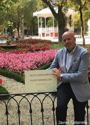 Javier Galarretta und Michel Rolland unterstützen sich. Frankreich und Spanien
