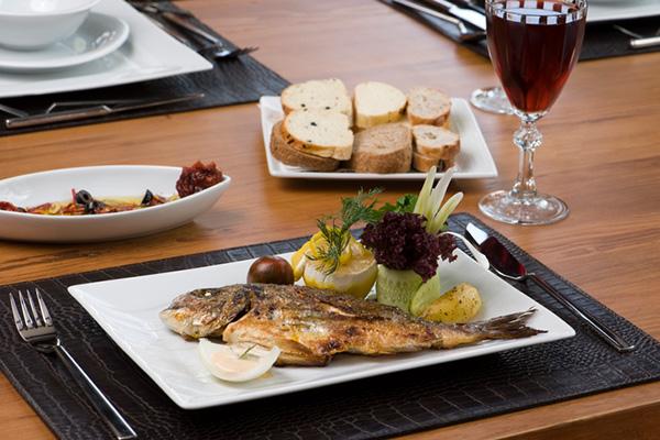 Wein zu Fisch 2 | Silkes Weinblatt