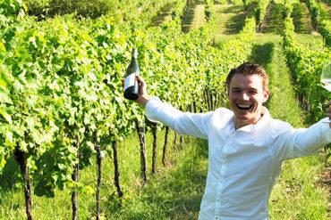 Roman Pfaffl vom Weingut Pfaffl   Silkes Weinkeller