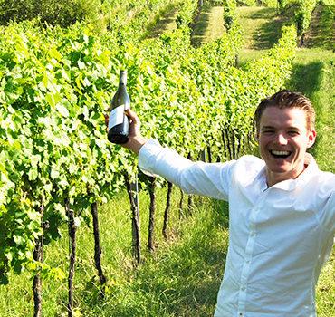 Roman Pfaffl vom Weingut Pfaffl | Silkes Weinkeller