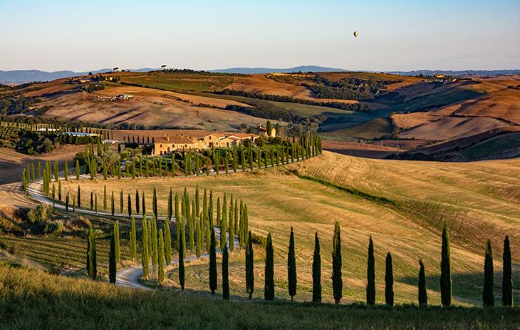 Hier entsteht großartiger Wein entsteht und macht diese Region zu einer kulinarischen Besonderheit.