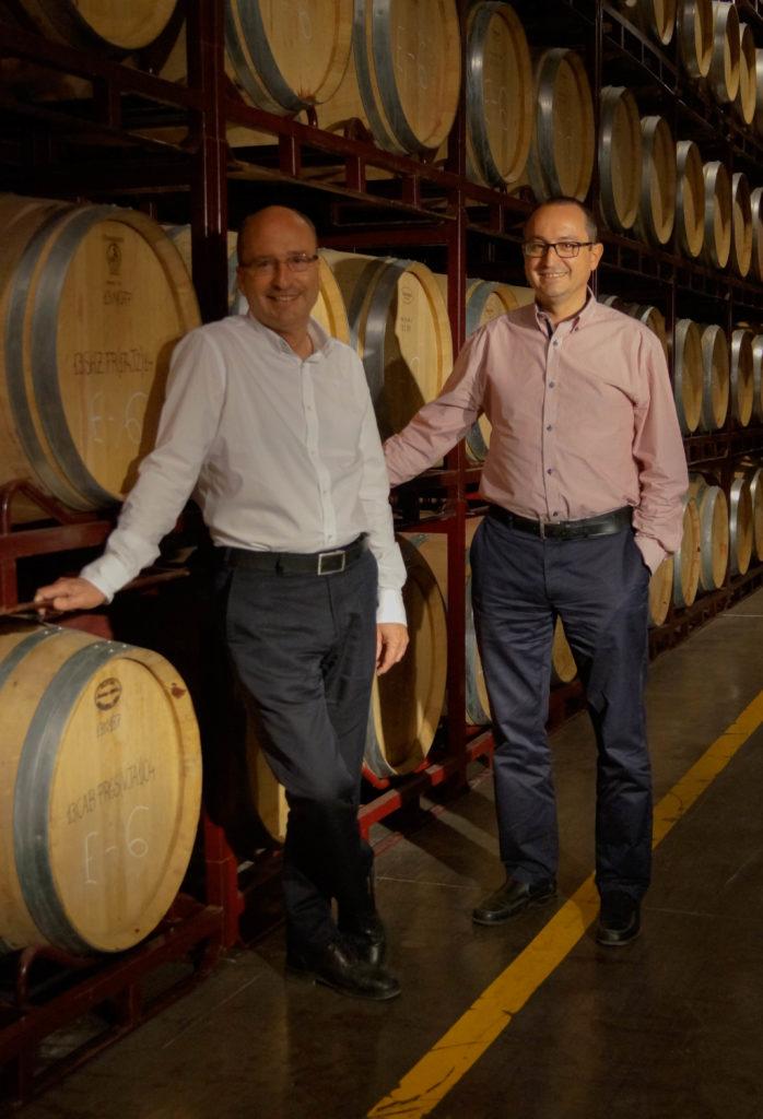 winzer bodega juan gil wine estate miguel angel | Silkes Weinblatt